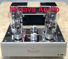 300B Single-ended Integrated Vacuum Tube Amplifier Class A HiFi Audio High Power