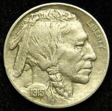 1915 Buffalo Indian Head Nickel EF Extra Fine (B03)