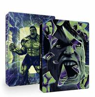 Steelbook 4K HULK Deluxe Collection (4 BLU-RAY 4K Uhd + Blu-ray)