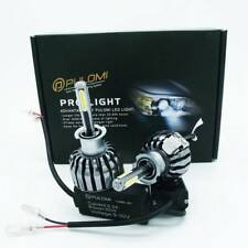 12800lm 120W 4 Sides CREE LED Headlight Kit H3 Low Beam 6000K Bulbs White Lamps