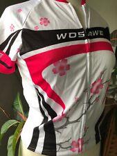 🔥CLEARANCE 🔥Womens WOSAWE Short Sleeve Cycling Jersey Sz Small