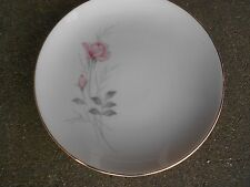 "Camelot China AMERICAN ROSE 6.5"" Dessert/Bread Plate  JAPAN"