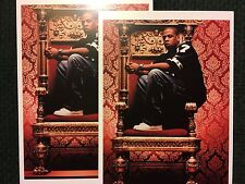 JAY Z New York City 2002 Rapper 2 photo POSTCARDS Photo by Stephen Stickler
