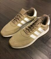 Adidas Iniki I5923 Shoes Sneakers Men's Size 12 New B27874 I 5923 Brown