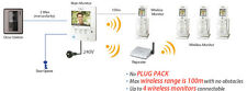 Panasonic Wireless Door Video Intercom System VL-SW251BX 100-240v FREESHIP!