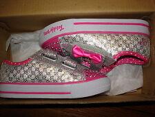 Little Girls' SKECHERS Sweet Steps Light-up Shoes size 11M (NIB)