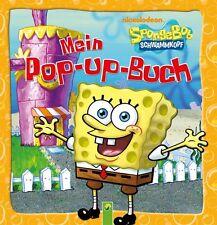 SpongeBob. Mein Pop-up-Buch von Oliver Bieber (2012, Gebundene Ausgabe)