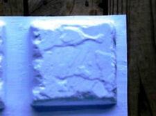 12- 6x6x1.5 COBBLESTONE GARDEN MOLDS MAKE PAVERS, GARDEN WALLS WALKS FOR PENNIES