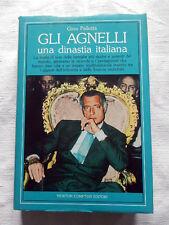 GLI AGNELLI Una Dinastia Italiana Gino Pallotta Newton Compton Editore Libro