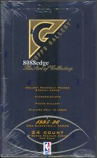 1995 95-96 TOPPS GALLERY NBA HOBBY BOX: MICHAEL JORDAN+ KEVIN GARNETT ROOKIE RC