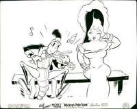 Sago and Cartoon Characters Walt Disney - Vintage photograph 2610365