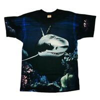 NEW RUSH TShirt Fly By Night Black T Shirt Size S-2XL FREE SHIPPING