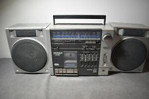 UNIVERSUM CTR 745 PORTABLE COMPO Radio Recorder Ghetto Blaster