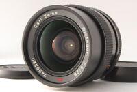 【N MINT+】 Contax Carl Zeiss Distagon T* 25mm F/2.8 MMJ MF Lens C/Y Mount JAPAN