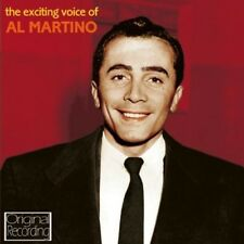 Al Martino - Exciting Voice of Al Martino [New CD]