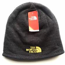 Cara De Invierno Sombrero/The North Taza/Beanie/moda Unisex// Esquí/dos Caras/Gris/de color caqui