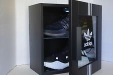 Deluxe LED Adidas boost yeezy shell toe Display Case stand fits up to size 13