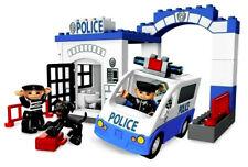 1 Lego Duplo Polizei Station Gefangenentransporter Auto 5602 Gefängnis Handy