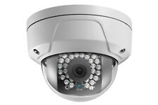 Hikvision HiWatch 4MP 2.8mm Vandal Network Dome IP PoE CCTV Camera IP67 IR 30m