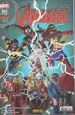 ALL-NEW AVENGERS N° 2 Marvel Panini comics All new 2016