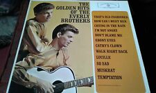 THE GOLDEN HITS OF THE EVERLY BROTHERS(1986) WARNER BROS. VINYL L.P.