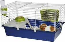 MidWest Homes for Pets Critterville Cleo Guinea Pig Cage Inc. Accessories Blue