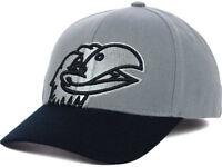 Kansas Jayhawks NCAA Bdub Memory-Fit Cap Hat Jayhawk Big Jay Lawrence KS KU 12