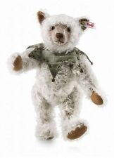"""NUOVO Steiff LUSSO mohair Teddy artan, che significa """"Orsacchiotto"""" in Irlandese 021756"""
