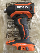 NEW Ridgid 18V GEN5X BRUSHLESS Lithium Ion 3 speed Impact Driver Model R86038