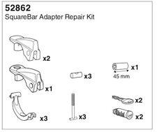 Thule SquareBar Adapter Repair Kit 52862 For 532 FreeRide Cycle Carrier