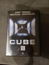 Cube DVD Horror Drama