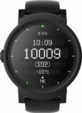 Mobvoi TicWatch E Smartwatch - Black - Model WF12086