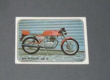 N°281 MV AGUSTA 125 S VARESE ITALIA ALBUM PANINI MOTO SPORT 1979