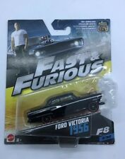 Fast & Furious 1956 FORD VICTORIA CAR #4 OF 32 BLACK