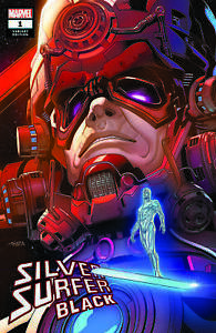 Silver Surfer Black #1 Cosmic Comics Store Exclusive Variant. Nm or better