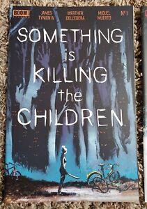 SOMETHING IS KILLING THE CHILDREN #1 1ST PRINT
