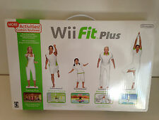 Wii Fit Plus with Balance Board Upgrade Yoga and Strength Exercises