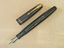 Stylo plume fountain pen vulpen fullhalter penna PLEXOR 26BL nib writing 鋼筆
