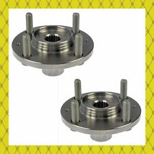 FRONT WHEEL HUB ONLY FOR KIA RIO 2003-2005 PAIR FAST SHIPPING