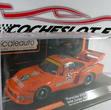 PORSCHE 935 DRM ZOLDER 1977 Nº52 JAGERMEISFTER REF.SC6029 SCALEAUTO