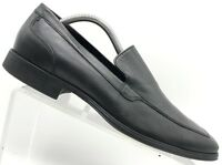 Cole Haan Air Black Leather Slip On Casual Dress Loafers Shoes Men's 9 M