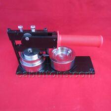 2-1/4 2.25 Tecre Button Maker Press Kit Machine Graphic Punch 1000 Complete Pin