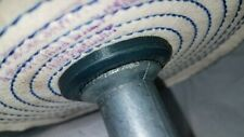 """Buffing Wheel Adapter Harbor Freight 1"""" ID to 5/8"""" Shaft Buffer Grinder Polish"""
