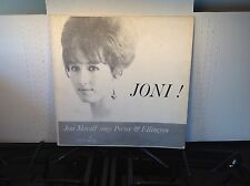 JONI METCALF - Sings Porter & Ellington ~ CAMELOT 200 {orig} *1963* ->VERY RARE