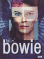 """DAVID BOWIE """"BEST OF BOWIE"""" 2 DVD NEUWARE"""