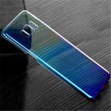 Slim Blu Ray Mirror Hard Back Case Cover For Samsung Galaxy S9 S8 S7Edge Note9 8