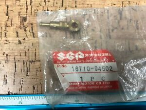 *NEW OEM* 0710P13 Suzuki 16710-94502 Oil Pump Check Valve
