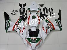 Fit for CBR1000RR 2006 2007 Castrol White Green Red ABS Injection Fairing Kit