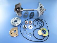 INDUSTRIAL Automotive QSL ISC HX40W Turbo Compressor Wheel & Shaft & Rebuild Kit