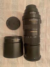 Sigma DG 150-500mm 1:5-6.3 APO HSM Camera Lens For Canon